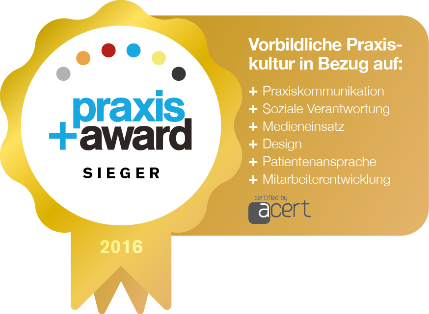 +award SIEGER